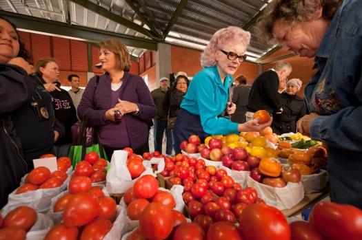 72 DPI Farmers Market